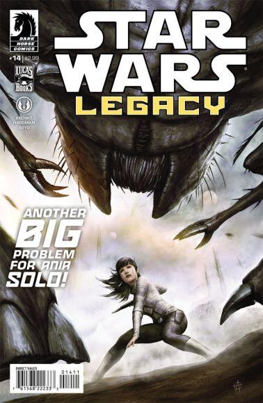 Star Wars Legacy 14