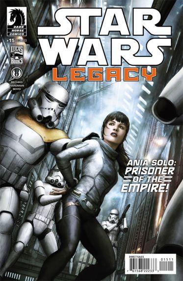 star wars legacy 15