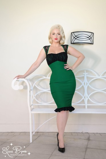 Image from Pinup Girl Clothing.