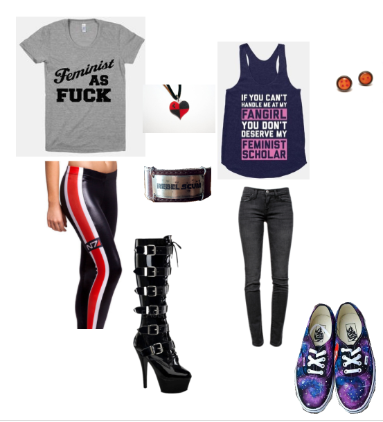 SarahTheRebel Outfit