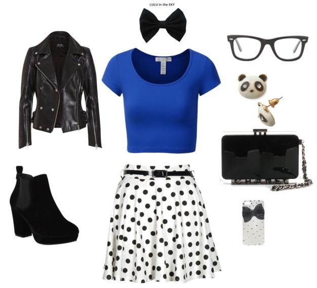stephanie outfit