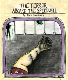 The Terror Aboard The Speedwell Cover