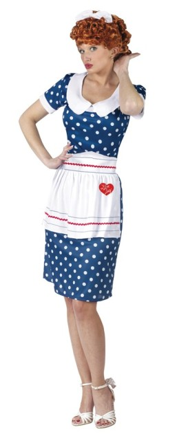 Sassy Lucy Costume