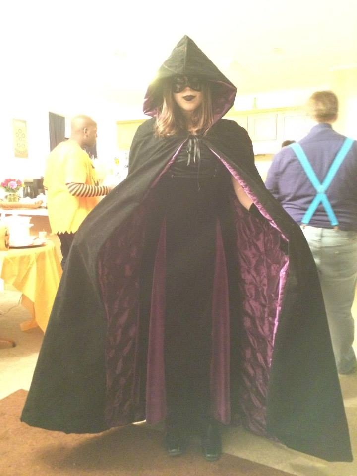 Welcome To Night Vale Cosplay Hooded Figure