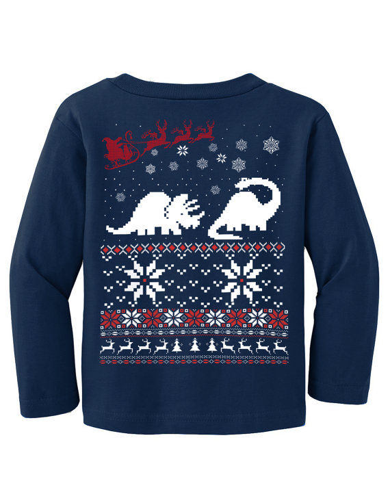 Ugly Christmas Sweater Weather | Nerdy But Flirty