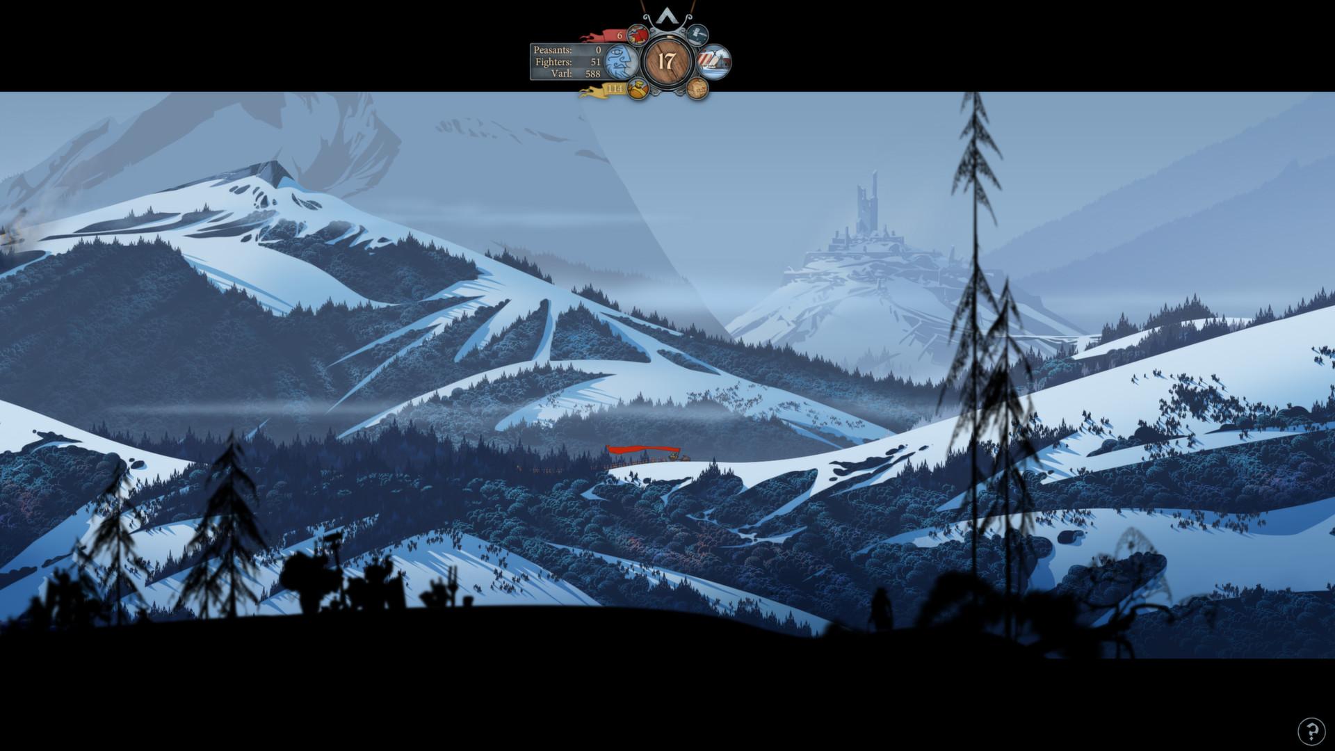 The Banner Saga Wallpaper: Review: The Banner Saga – An Epic Viking RPG