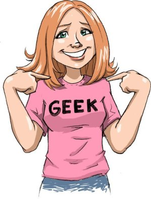 girl+geek