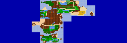 Hyrule World Map v1