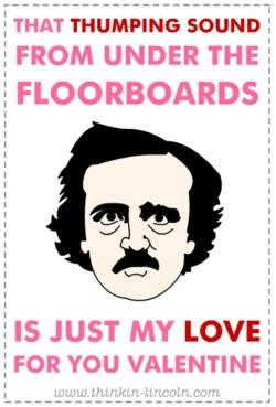 Edgar Allan Poe Valentine