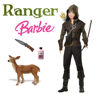 ranger barbie