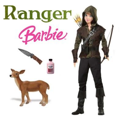 ranger barbie