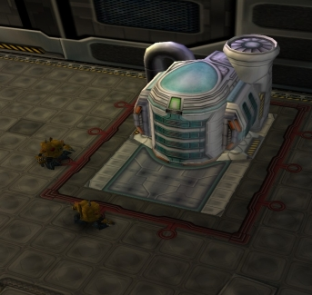 One of the many amazing things about Startopia: ~Space Toilets~