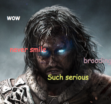 Gondor needs no doge.
