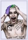 Joker in some new tats