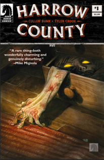 Harrow County #1 Cover