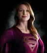 Supergirl in Pink