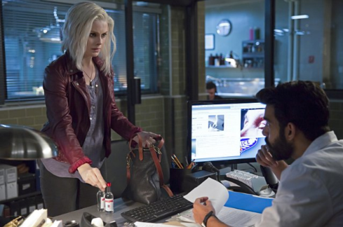 iZombie: Mr. Berserk