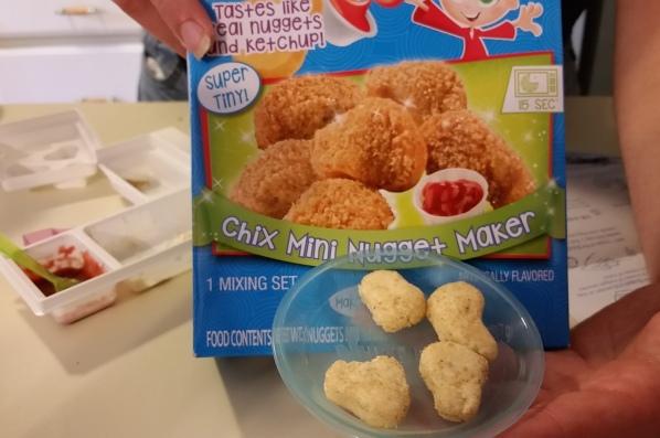 Chix Nuggets