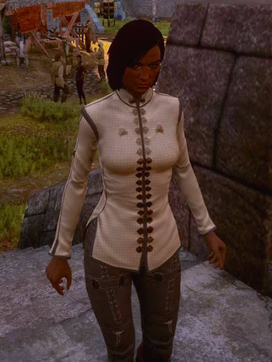 Dragon Age Inquisition Pajama Patch Is Out Nerdy But