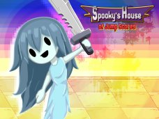 spooky_s_house_of_jump_scares_update_poster_by_stylishkira-d8cy8fn