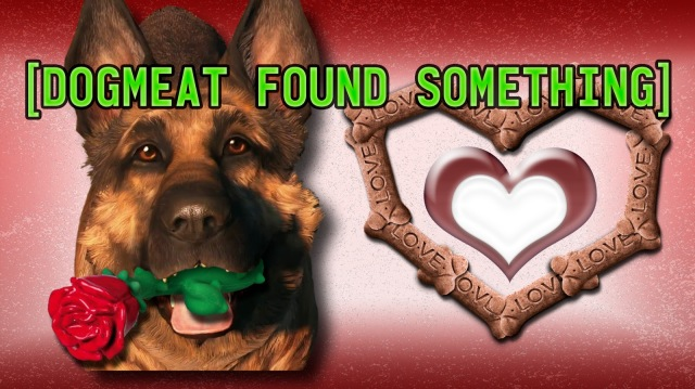 [Dogmeat Found Something]