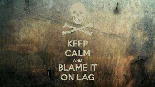 Blame-it-on-lag