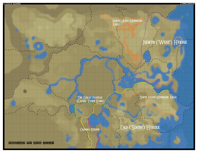 Districted BotW Eastern Map v2