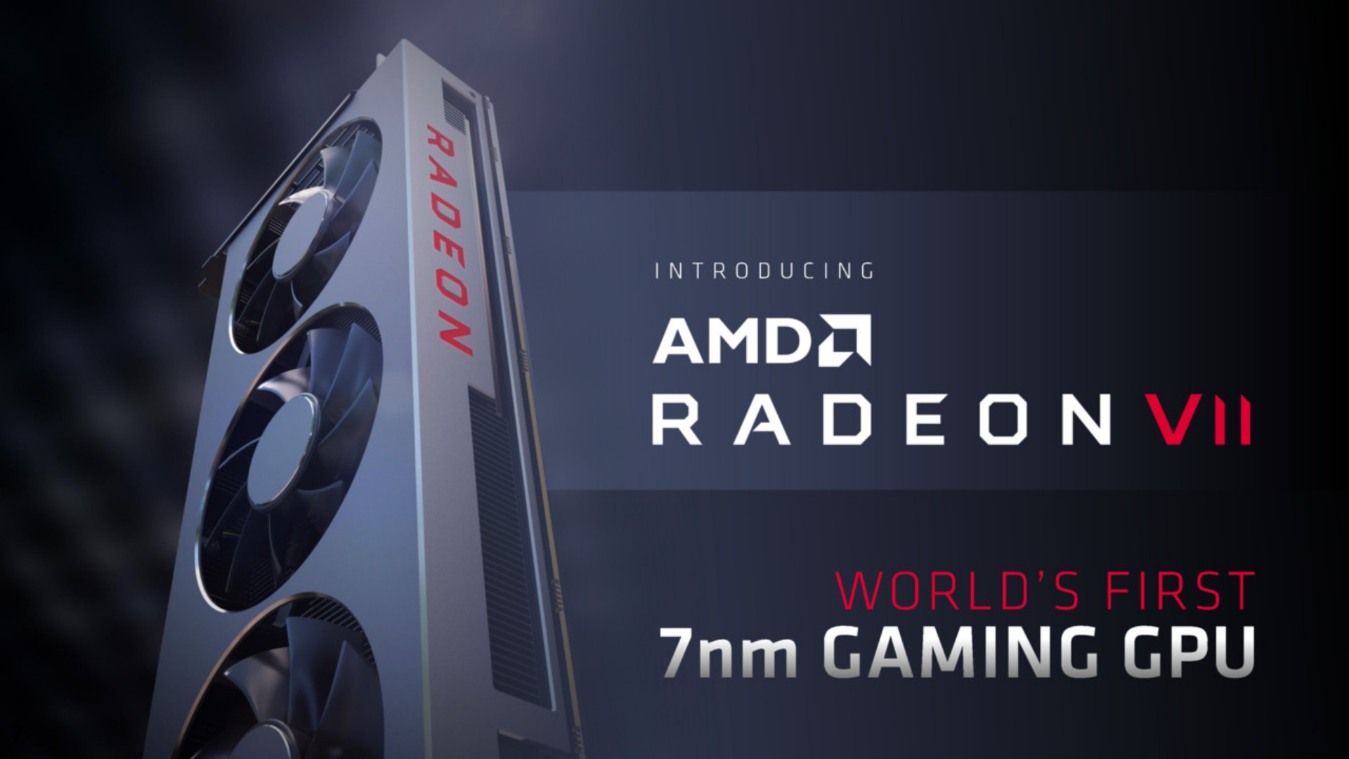AMD's Surprise Radeon VII GPU Coming in February! | Nerdy But Flirty